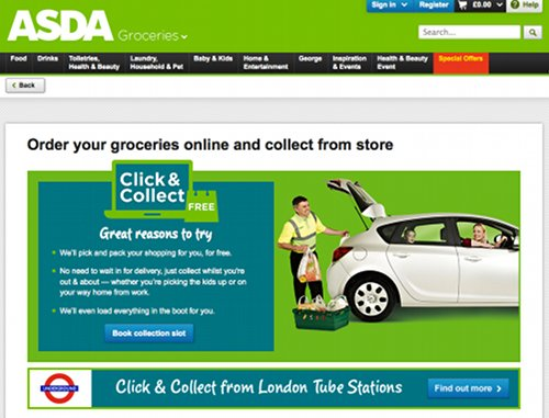 Asda Online-Shop