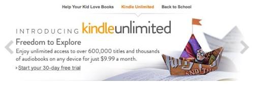 eBook-Flatrate von Amazon