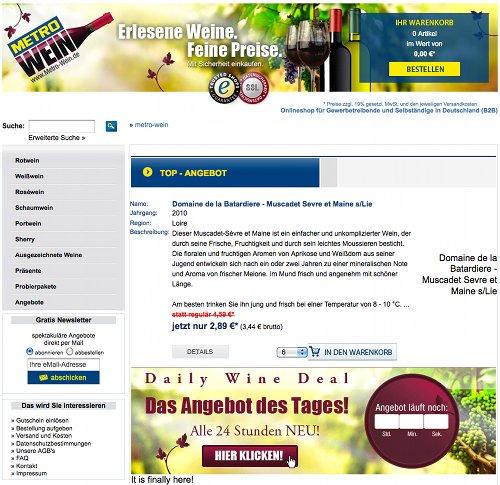 Metro-Wein.de