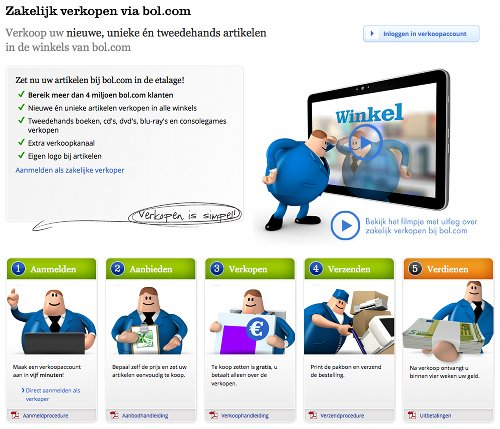 Bol.com Online-Marktplatz