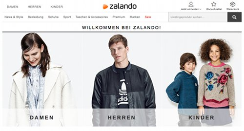 Zalando Online Shop Related Keywords & Suggestions - Zalando Online ...
