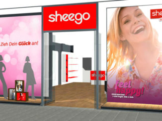 Pop-Up-Store von Sheego