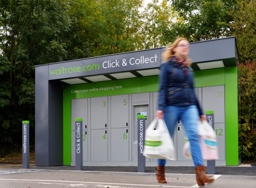 Waitrose Click & Collect