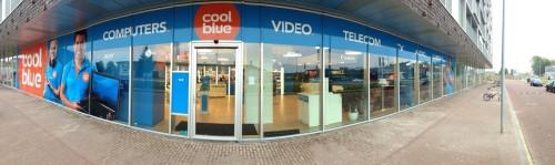 Coolblue-Filiale in Groningen