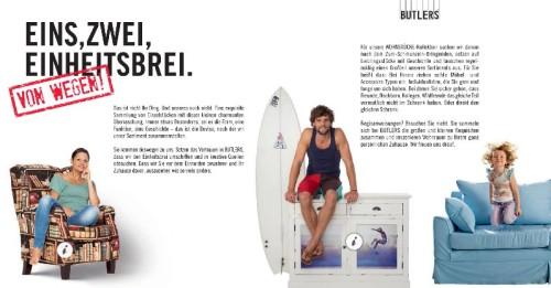 Butlers Katalog katalog-marketing: butlers lässt noch viel potenzial liegen
