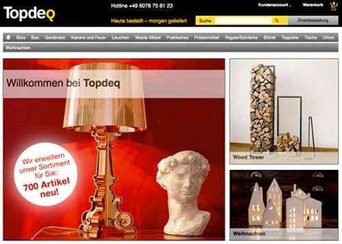 Topdeq Online-Shop