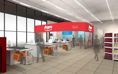 Argos bei Sainsbury's