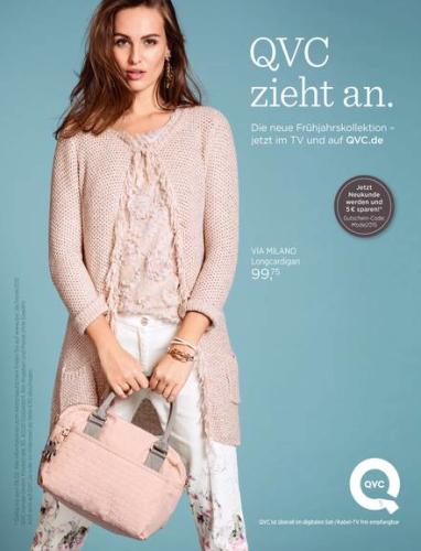 QVC Print-Kampagne
