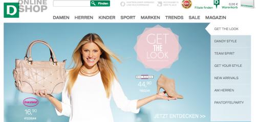 Deichmann Online-Shop