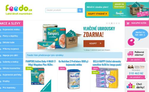Feedo.cz Online-Shop