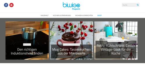 Biwigo Magazin