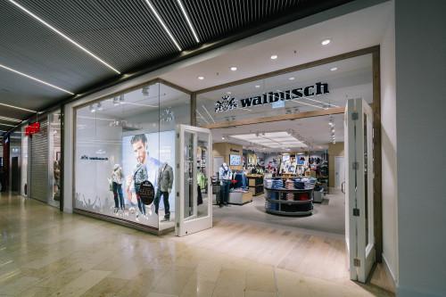 Filiale von Walbusch