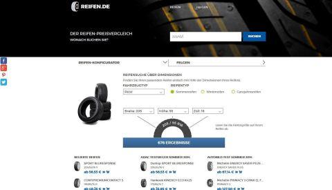 Reifen.de Preisvergleich