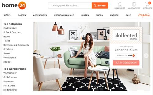 home24 und westwing ums tze steigen margen sinken e commerce f r entscheider. Black Bedroom Furniture Sets. Home Design Ideas