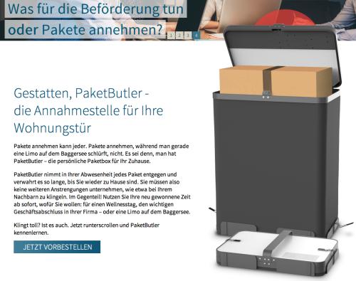 Paketbutler.com