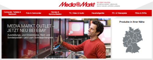 Media Markt Outlet eBay