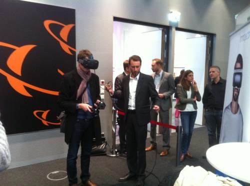 VR-Projekt Media-Saturn