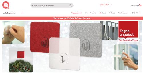 QVC Online-Shop