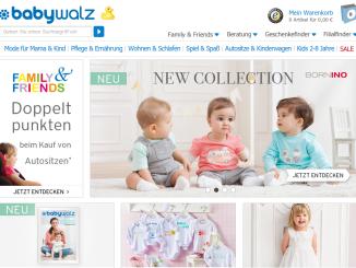 Baby Walz Online-Shop