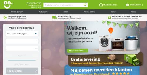 AO in den Niederlanden