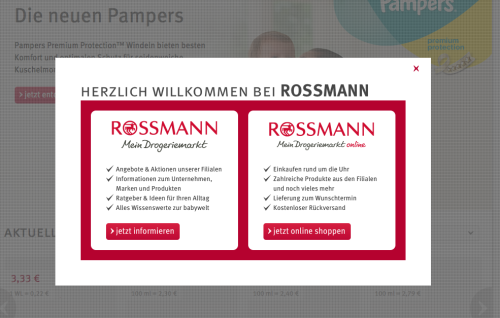 Rossmann.de