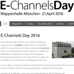 E-Channels Day