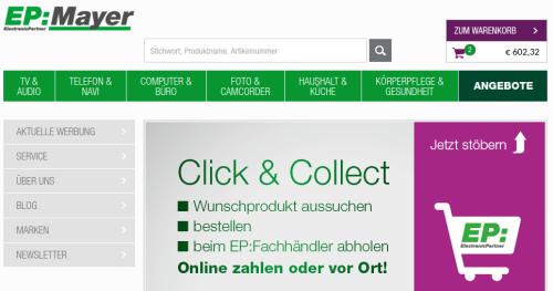 EP Online-Shop
