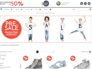 Giggs Online-Shop