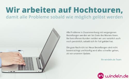 Windeln.de auf Facebook