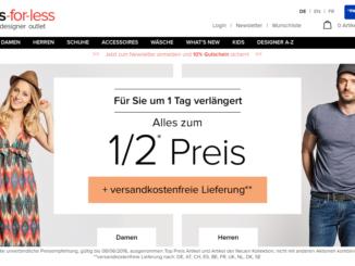 Dress-for-less Online-Shop