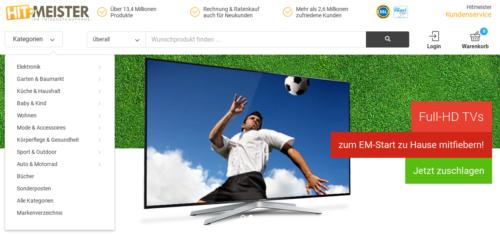 Online-Marktplatz Hitmeister.de