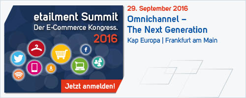 eTailment Summit 2016