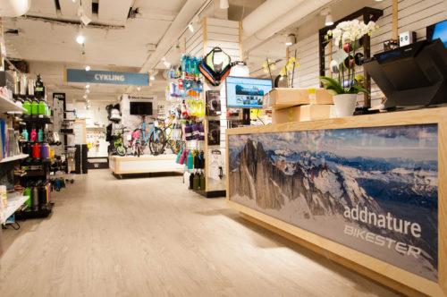 Bikester Store Sweden