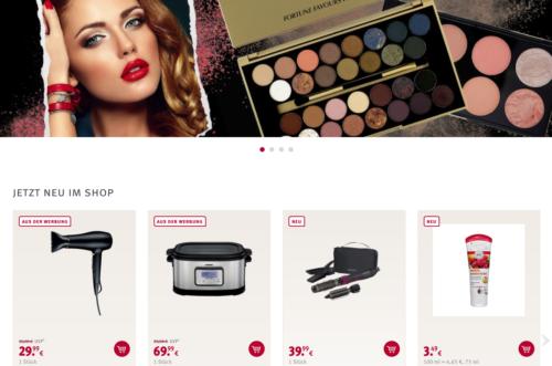 Rossmann Online-Shop