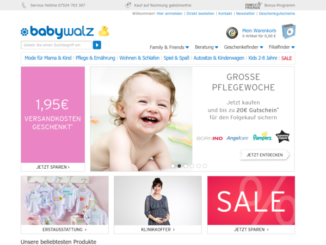 Baby-Walz Online-Shop