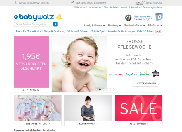 0fa383cf8381b3 Digital-Strategie  Neues Management-Team für Versandhaus Walz -  neuhandeln.de - E-Commerce für Entscheider