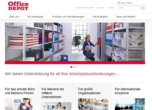 Office Depot EU