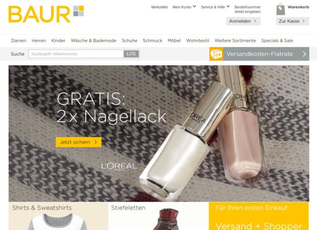 buy online a5e51 3ac44 Baur-Management: Der nächste Geschäftsführer verabschiedet ...