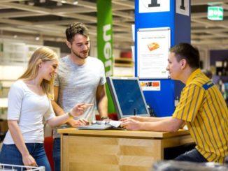 Ikea Online-Shop