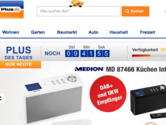 Plus.de Online-Shop