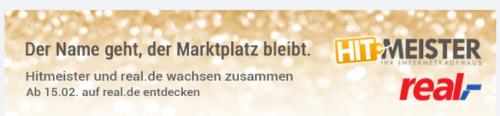 Hitmeister.de Real.de