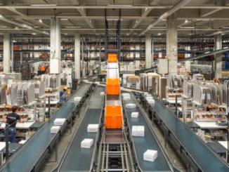 Zalando Logistik Erfurt
