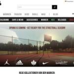 Kickz Online-Shop