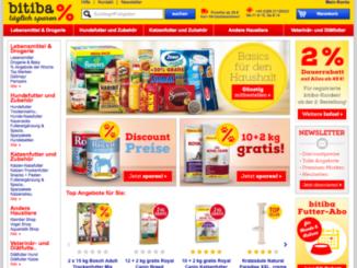 Bitiba Online-Shop
