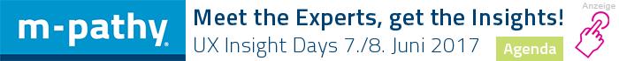 Banner UX Days