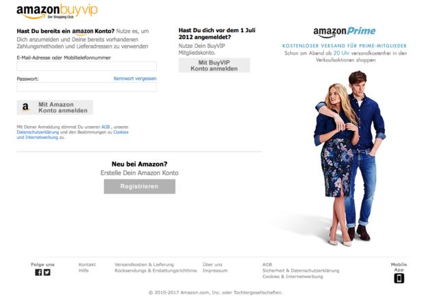 8a8e9666a228 Offiziell: Amazon beerdigt seinen Shopping-Club