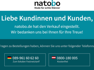 Natobo Online-Shop