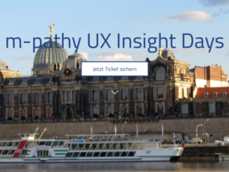 M-pathy UX Insight Days