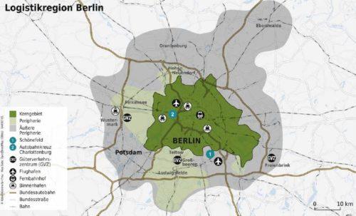 Logistikregion Berlin