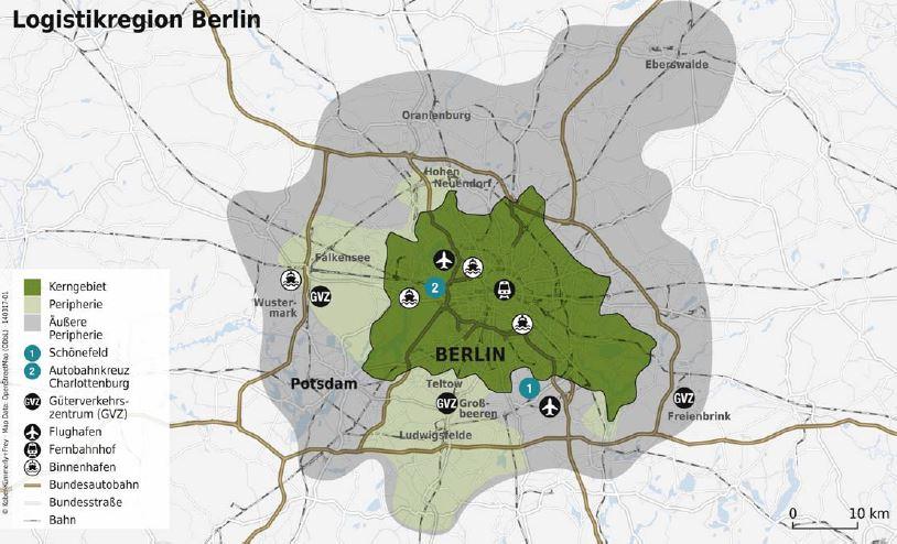 Neues aus dem Netzwerk: Berlin-Brandenburg wird Metropol-Region Nr. 1 für E-Commerce-Logistik